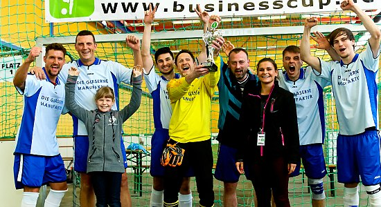 BUSINESS CUP DRESDEN 2016