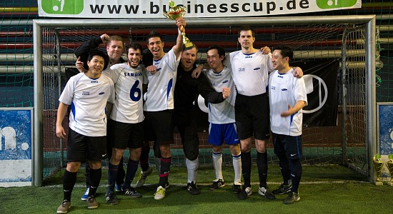 BUSINESS CUP FRANKFURT 2016