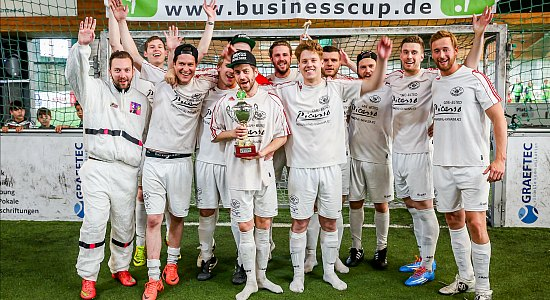 BUSINESS CUP KOELN 2016