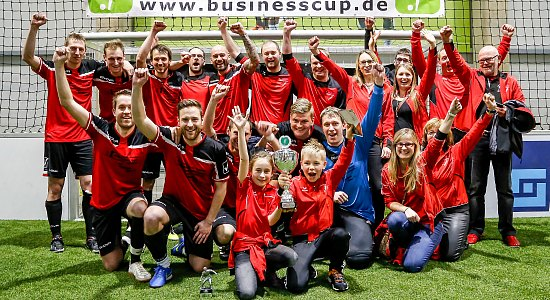 BUSINESS CUP MUENCHEN 2016