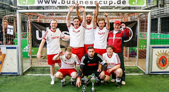 BUSINESS CUP NUERNBERG Vorm 2016