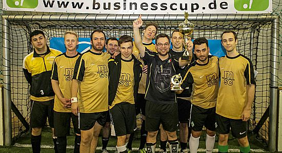 BUSINESS CUP BREMEN 2015