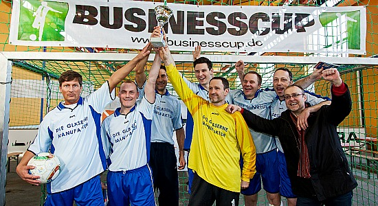 BUSINESS CUP DRESDEN 2013