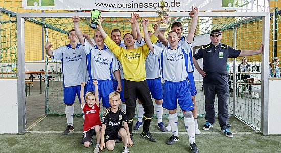 BUSINESS CUP DRESDEN 2014