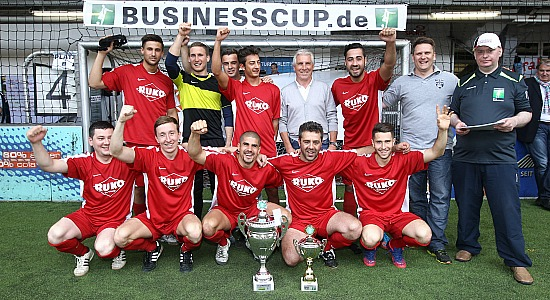 BUSINESS CUP DEUTSCHLANDFINALE 2013