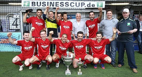 BUSINESS CUP DEUTSCHLANDFINALE 2013