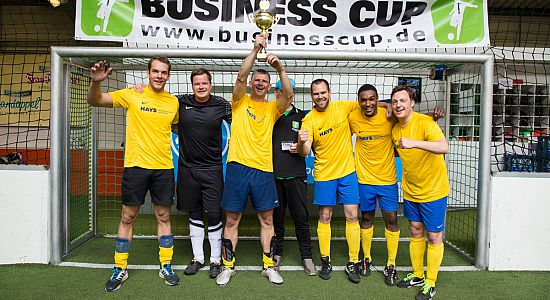 BUSINESS CUP FRANKFURT 2015