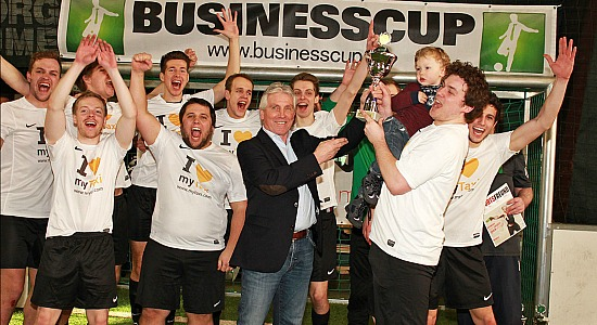 BUSINESS CUP HAMBURG 2013