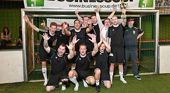 BUSINESS CUP HAMBURG 2014