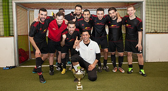 BUSINESS CUP KOELN 2014