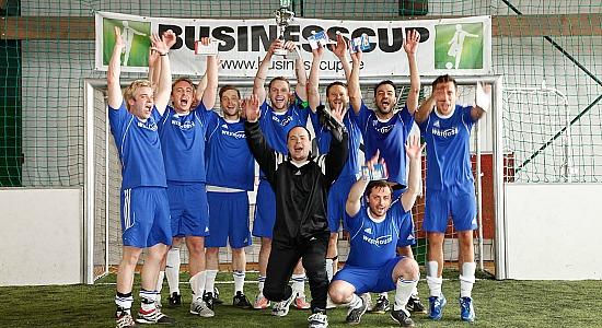 BUSINESS CUP MÜNCHEN 2013
