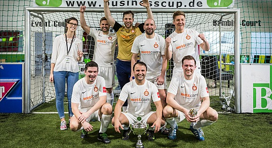 BUSINESS CUP STUTTGART 2017