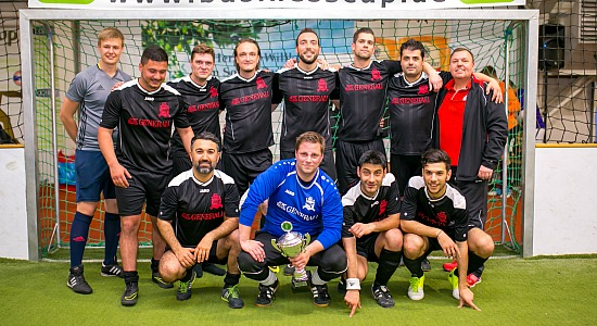 BUSINESS CUP HANNOVER 2017