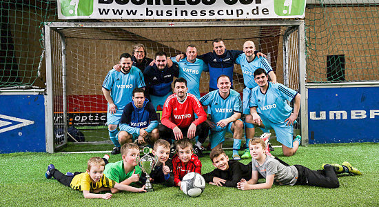 BUSINESS CUP 2018 DORTMUND