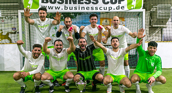 BUSINESS CUP 2018 HANNOVER