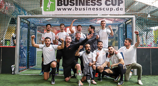 BUSINESS CUP AUGSBURG 2018