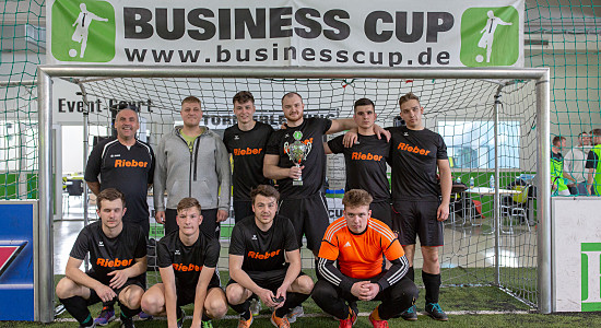 BUSINESS CUP STUTTGART 2018