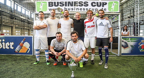 BUSINESS CUP NÜRNBERG 2018