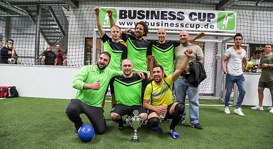 BUSINESS CUP 2018 MÜNCHEN