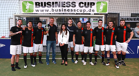 BUSINESS CUP 2018 Hamburg
