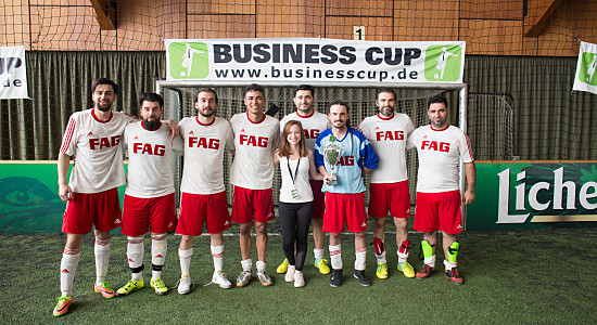 BUSINESS CUP 2018 Frankfurt