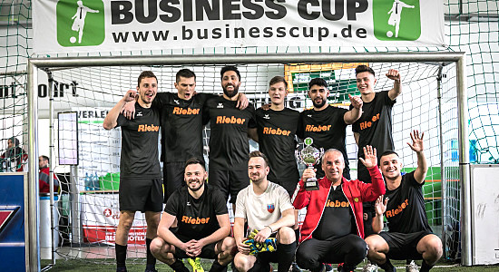 BUSINESS CUP STUTTGART 2019