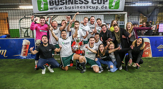 BUSINESS CUP DÜSSELDORF 2019