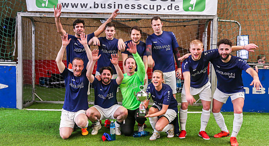 BUSINESS CUP 2019 DORTMUND