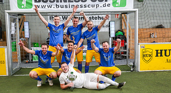 BUSINESS CUP 2019 Aachen