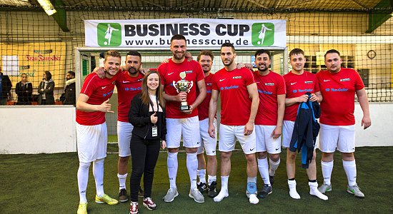 BUSINESS CUP 2019 Frankfurt