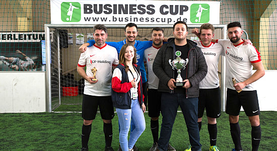 BUSINESS CUP 2019 Heidelberg