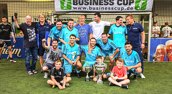 BUSINESS CUP 2019 Deutschlandfinale